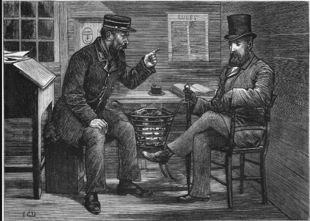 The Signal-Man by Charles Dickens – Travellin' Penguin