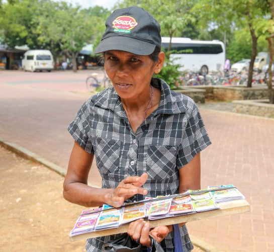 lotterywoman