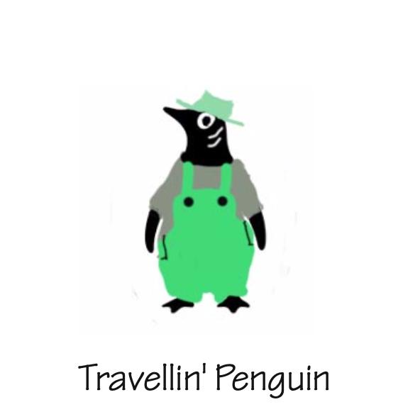 Instagram Penguin
