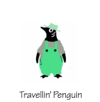 Instagram Penguin