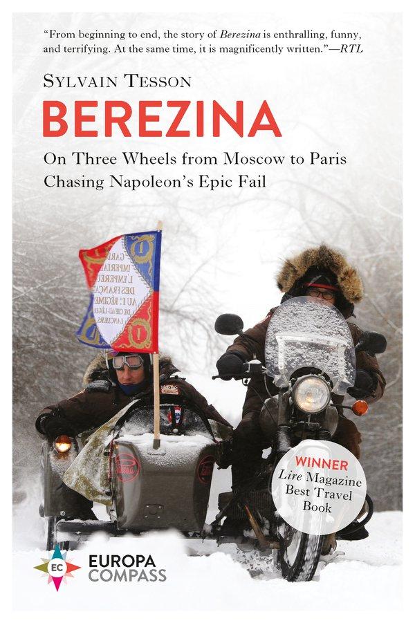 Berezina book